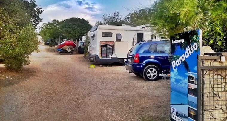 Campingplatz Paradiso 2