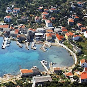Insel Vrgada Basisinformationen - hervorgehoben
