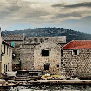 Insel Vrgada Fotos - hervorgehoben