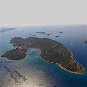 Otok Vrgada najavna