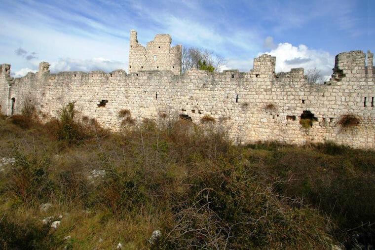Vrana stari grad