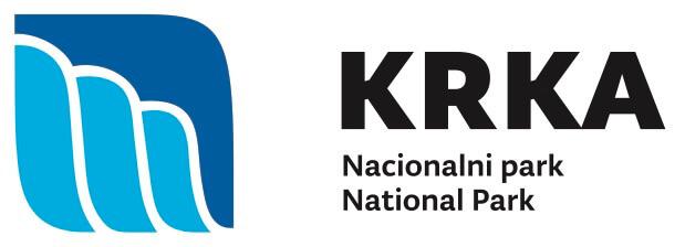 Nacionalni park Krka logotip