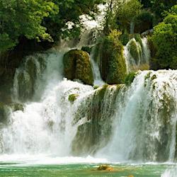Slapovi rijeke Krke - najavna