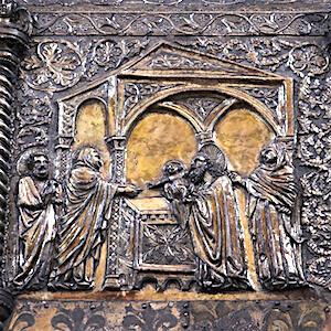gold-und-silber-von-zadar-hervorgehoben